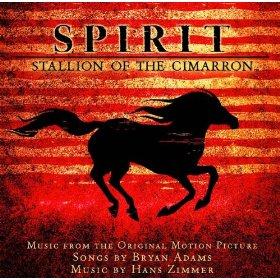 Soundtrack Spirit stallion of the cimarron